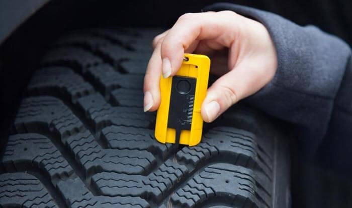 Хотите ездить уверенно на своем авто? Тогда следите за изношенностью шин на машине!
